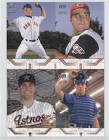 Jon Lester, Jonathan George, Mark McLemore, Adam Donachie /600