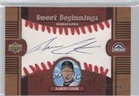 Aaron Cook /750