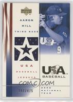 Aaron Hill /475