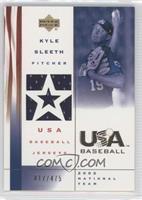 Kyle Sleeth /475