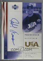 Jeff Francoeur [Noted] #/375