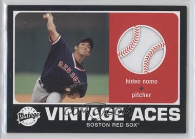2002 Upper Deck Vintage - Vintage Aces #A-HN - Hideo Nomo