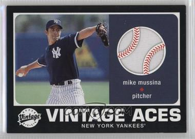 2002 Upper Deck Vintage - Vintage Aces #A-MMU - Mike Mussina