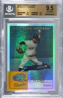 Whitey Ford [BGS 9.5 GEM MINT]