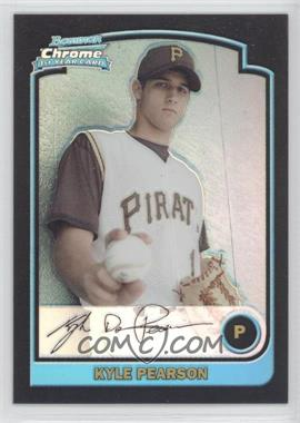 2003 Bowman Draft Picks & Prospects - [Base] - Chrome Refractor #BDP91 - Kyle Pearson