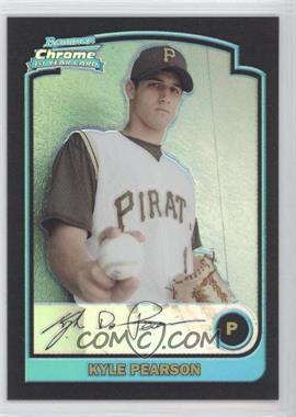 2003 Bowman Draft Picks & Prospects - [Base] - Refractor #BDP91 - Kyle Pearson