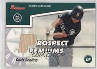 Chris Snelling