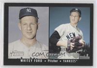 Whitey Ford (Double Image)