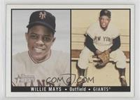 Willie Mays (Double Image)
