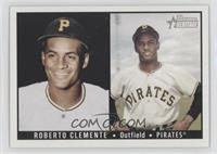 Roberto Clemente (Double Image)