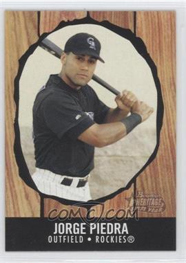 2003 Bowman Heritage - [Base] #205 - Jorge Piedra