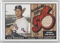 Alex Rodriguez #/56