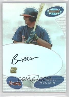 2003 Bowman's Best - [Base] #BB-BM - Brian McCann
