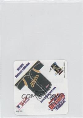 2003 Cracker Jack All Stars - Food Issue Instant Win Game #MAMU - Mark Mulder