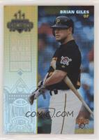Brian Giles [EX to NM] #/25