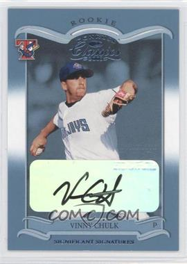 2003 Donruss Classics - [Base] - Significant Signatures #183 - Vinnie Chulk /500