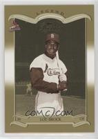Lou Brock #/1,500