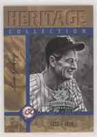 Lou Gehrig #/20
