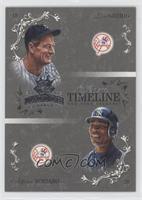 Lou Gehrig, Alfonso Soriano #/1,000