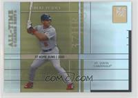 Albert Pujols [Noted] #/37