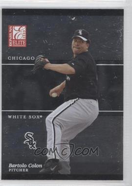 2003 Donruss Elite - [Base] #128 - Bartolo Colon