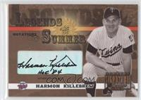 Harmon Killebrew (Black Ink - HOF '84) /125