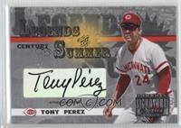 Tony Perez /100