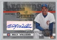 Billy Williams /100
