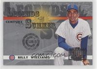 Billy Williams #/100