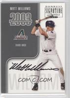 Matt Williams #/483