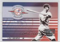 Lou Gehrig /100