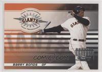 Barry Bonds #/500