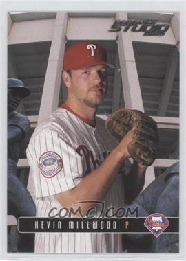 2003 Donruss Studio - [Base] - National Convention Embossing #166 - Kevin Millwood /5