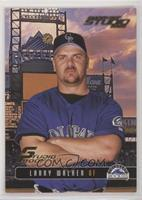 Larry Walker [EX to NM] #/100