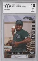 Delmon Young /1500 [ENCASED]