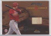 Jim Thome [EX to NM] #/400