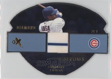 2003 EX - Diamond Essentials - 345 Game-Used [Memorabilia] #DEGU-SS