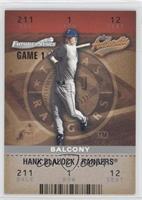 Hank Blalock /250