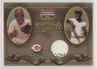 Johnny Bench, Joe Morgan (Morgan Jersey) #147/150