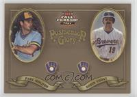 Paul Molitor, Robin Yount /1500
