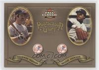 Thurman Munson, Reggie Jackson #/1,500
