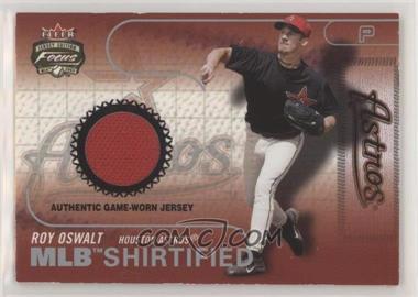 2003 Fleer Focus Jersey Edition - MLB Shirtified - Jerseys [Memorabilia] #MLB-RO - Roy Oswalt [EXtoNM]