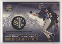 Richie Sexson [Noted] #/200