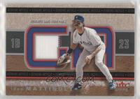Don Mattingly (Serial Numbered to 170) #/170
