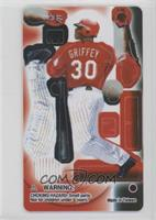 Ken Griffey Jr. (Batting, Red Jersey)
