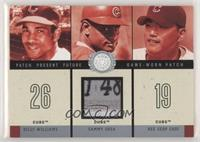 Billy Williams, Sammy Sosa, Hee Seop Choi #/200