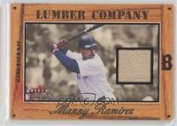 Manny Ramirez #/33