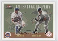 Jose Reyes, Derek Jeter /100