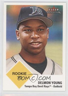2003 Fleer Tradition Update - [Base] #U295 - Delmon Young