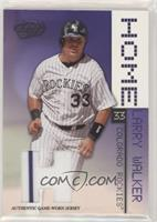 Larry Walker [EX to NM] #/250